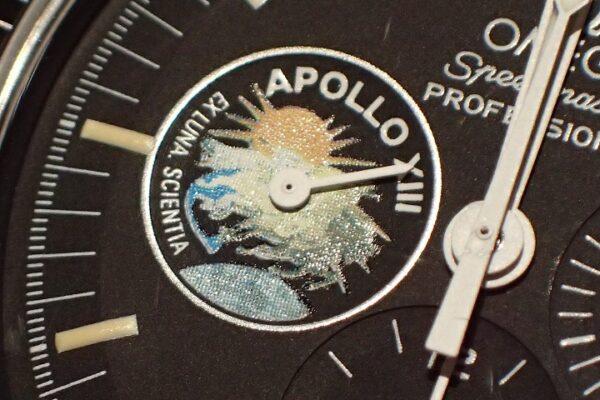 オメガ 25周年記念モデル アポロ13号