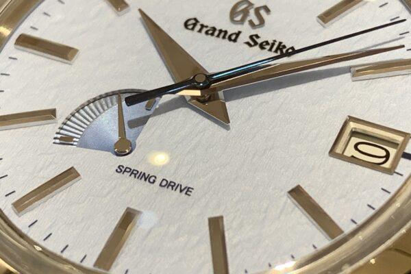 GRAND SEIKO  Elegance Collection   SBGA407
