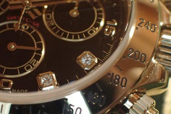 ゴールドな体験を腕元に Ref.116528G